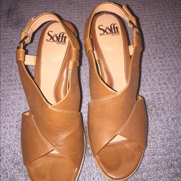 Sofft Shoes - Ladies size 7 sandals